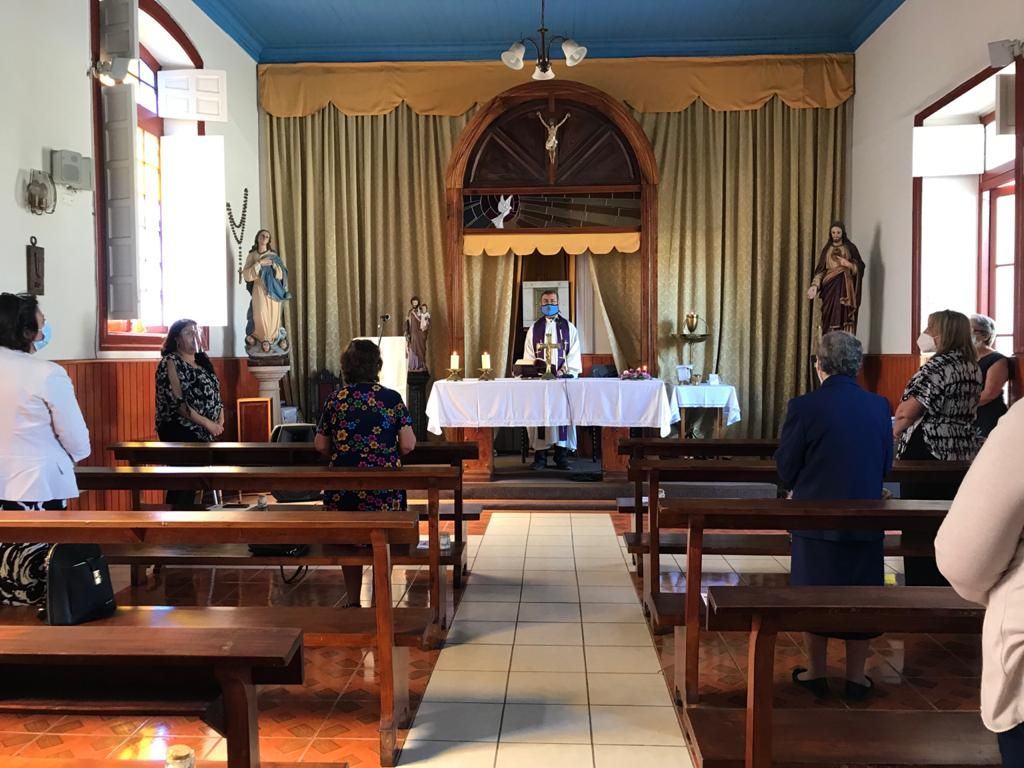 Comunidades Beata Emilia Gamelin y Maipú