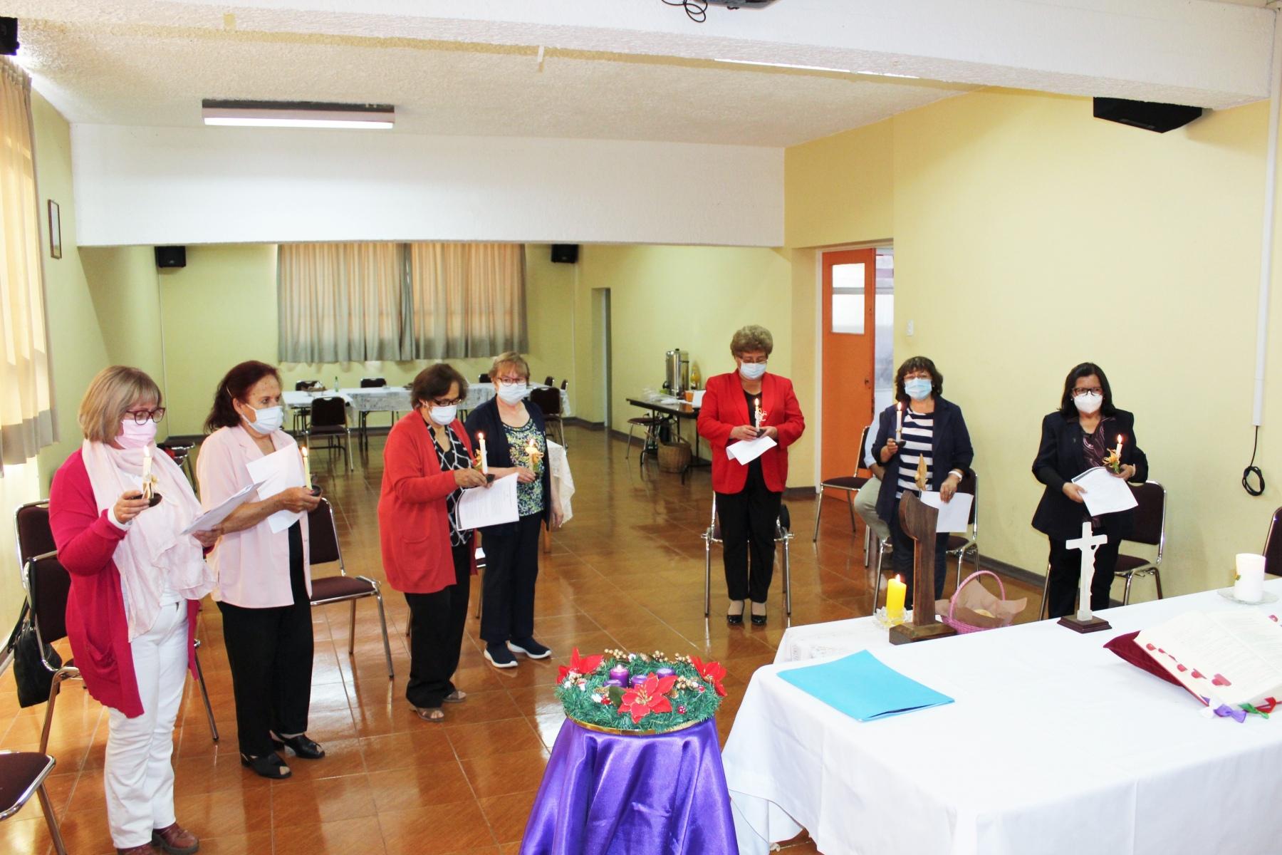 Comunidad AP Santa Teresita de Llolleo