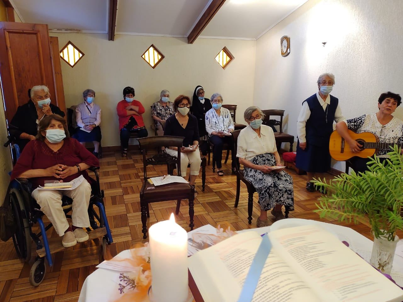 Comunidades AP Valparaíso y Limache
