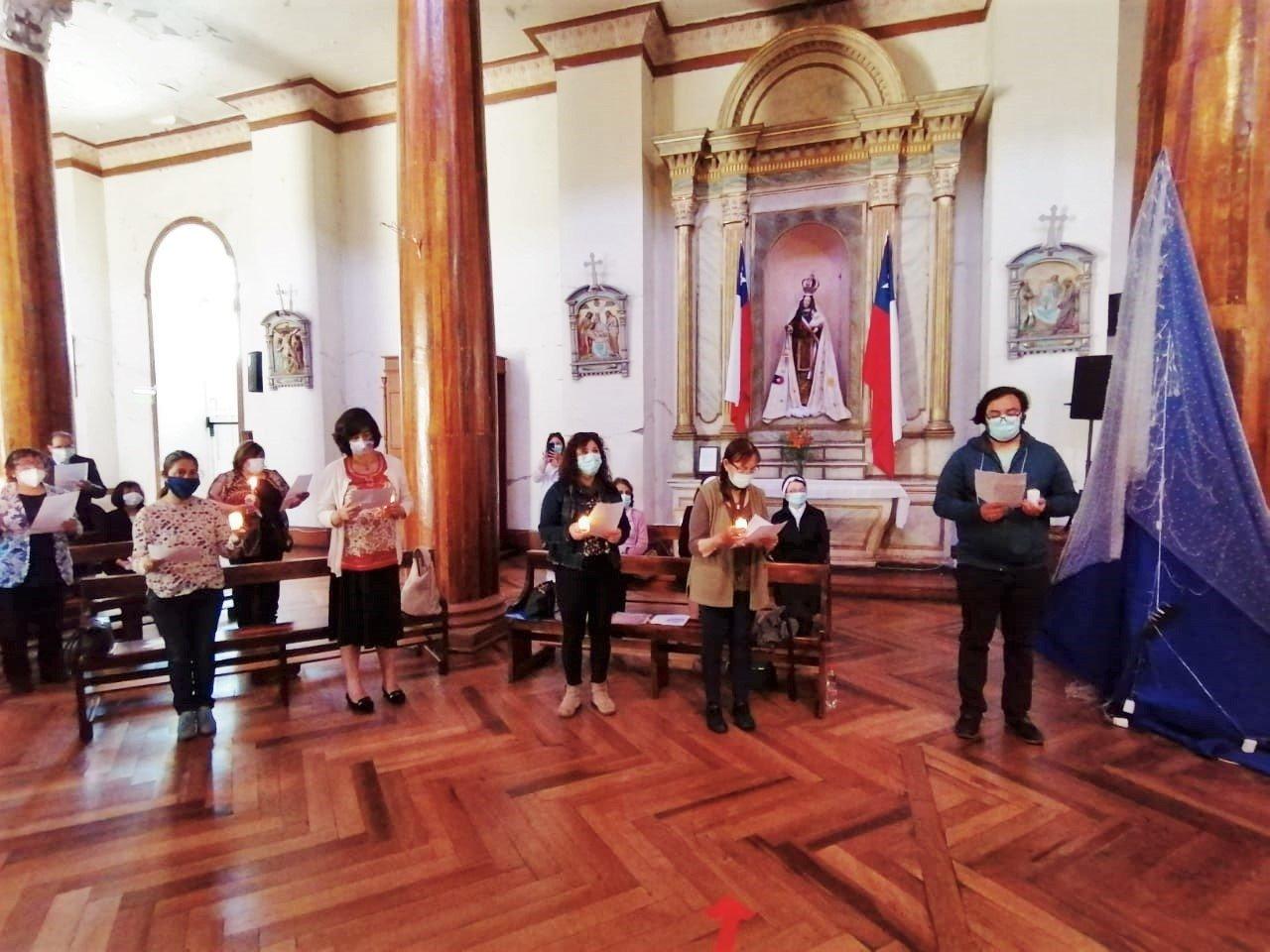 Comunidades AP de Vicuña, Providencia La Serena y Sagrados Corazones