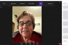Vigilia Pentecostés - Centro de Espiritualidad Providencia -  Blanca Gordillo