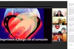 Vigilia Pentecostés - Centro de Espiritualidad Providencia - Canción