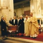 Clausura proceso diocesano de beatificación de M. Bernarda Morin