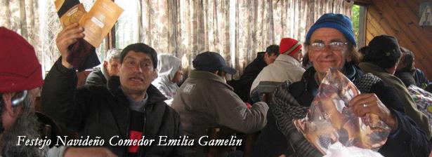 Comedor Emilia Gamelin busca entregar dignidad y alimento a personas en situación de calle