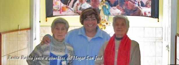 Rosa Rubio - Hogar San José