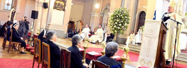 Nuestra congregación celebró a sus hermanas jubilares