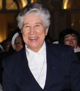 Saludo de nuestra Superiora Provincial con motivo del onomástico de Madre Bernarda