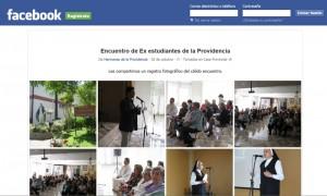 Accede en Facebook a todas las imágenes de nuestro Encuentro de Ex Estudiantes