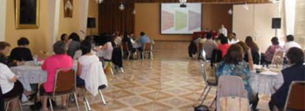 Colegio Santa Rosa reflexiona en Jornada de Espiritualidad