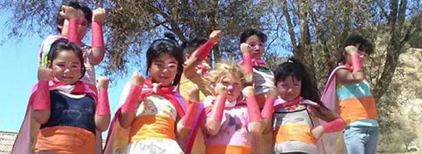 Niñas de Casa de la Providencia disfrutaron de un verano lleno de actividades