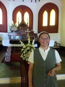 Misión compartida: Testimonio de Hermana Andrea de Castillo, Misionera Catequista de Boroa
