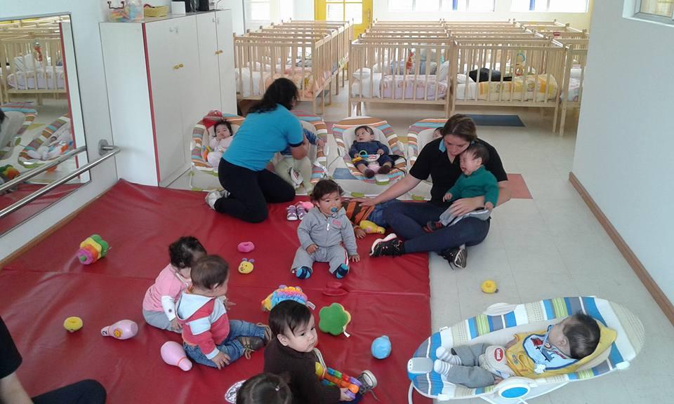 Pronta inauguraci n de ampliaci n de jard n infantil for Vacantes jardin 2016