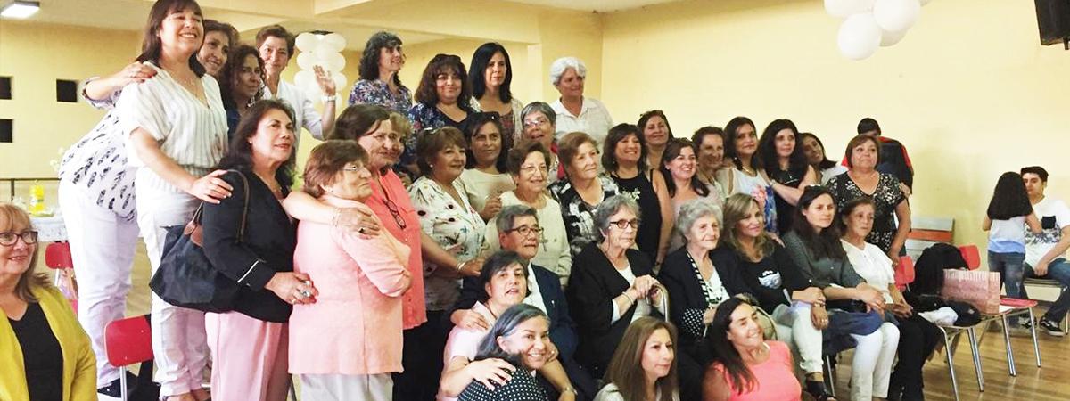 Hermana Lidia Cortés agradece a exalumnas celebración de sus 70 años de vida religiosa