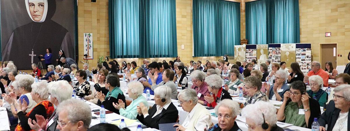 Familia Providencia en el mundo se unió para clausura de celebraciones por los 175 años de la Congregación