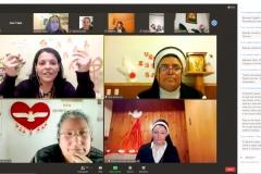 Vigilia Pentecostés - Centro de Espiritualidad Providencia